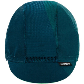 Santini Studio Cap Men teal